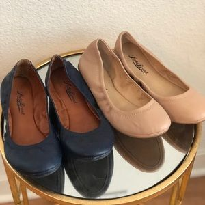 Lot of 2 Lucky flats